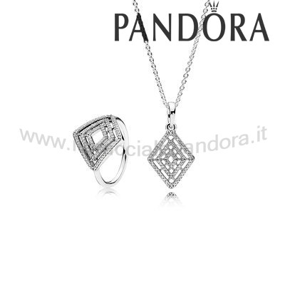 Outlet Pandora Luminose Geometrie